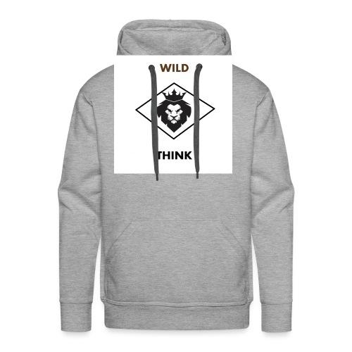 lyon - Sweat-shirt à capuche Premium pour hommes