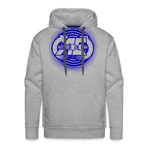 Altitude Era Circle Logo - Men's Premium Hoodie