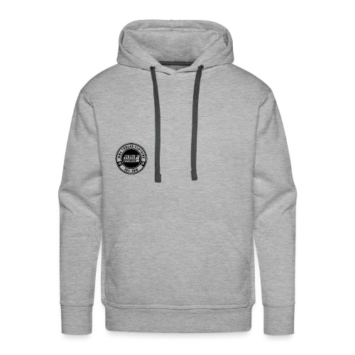 MMA Clothing Black png - Men's Premium Hoodie