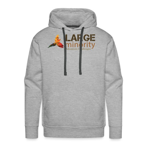 Large Minority Logo - Men's Premium Hoodie