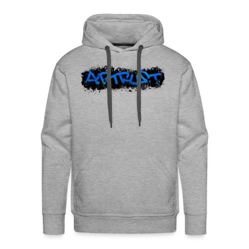 AirTrust Graffiti Hoodie - Männer Premium Hoodie