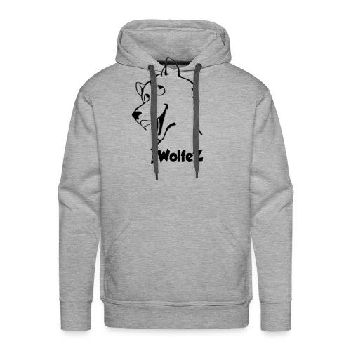 WolfeZ Klær - Premium hettegenser for menn