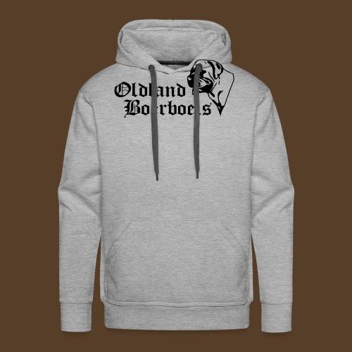Logo Oldland Boerboels - Männer Premium Hoodie