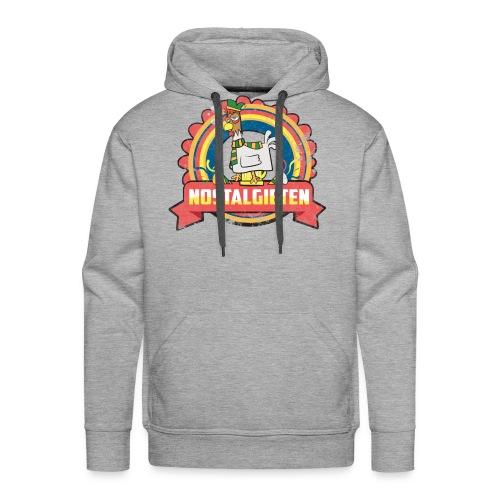 Het is een kip - Mannen Premium hoodie