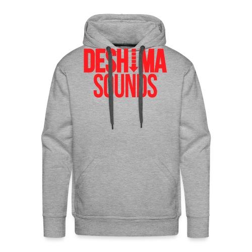 Red - Mannen Premium hoodie