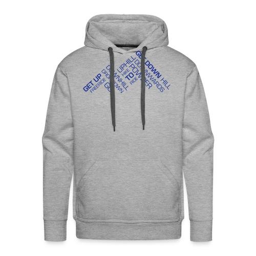GETDOWN_MOUNTAIN_5 - Männer Premium Hoodie