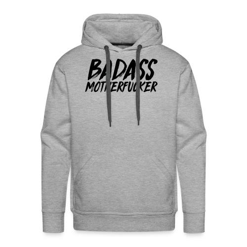 Badass - Premium hettegenser for menn