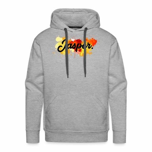 Jasper transparent - Mannen Premium hoodie