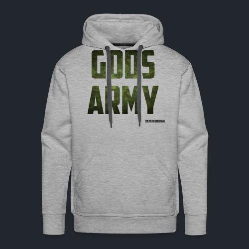 GodsArmy - Männer Premium Hoodie