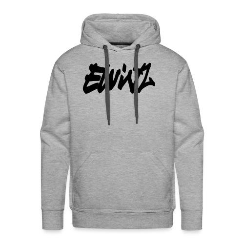ewinz - Sweat-shirt à capuche Premium pour hommes
