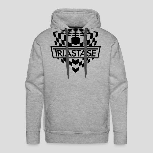Triastase Logo Black - Men's Premium Hoodie