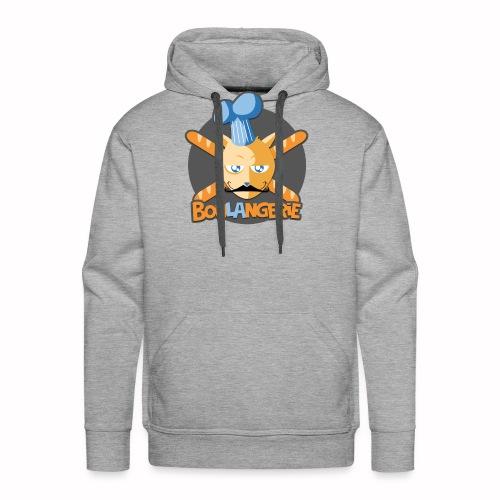 Le logo, le seul, l'unique ! - Sweat-shirt à capuche Premium pour hommes