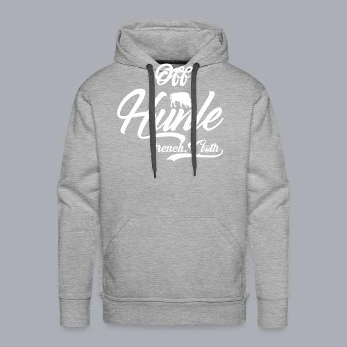 HnL Hunle n°5 - Sweat-shirt à capuche Premium pour hommes