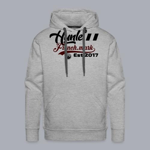 Hunle original 1 - Sweat-shirt à capuche Premium pour hommes