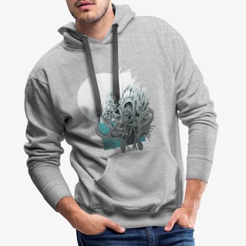 Mother nature - Sweat-shirt à capuche Premium pour hommes