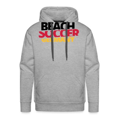 BEACHSOCCER GERMANY - Männer Premium Hoodie