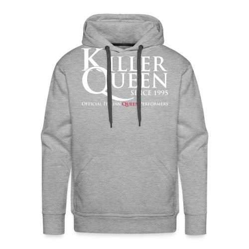 Killer Queen Italia - Felpa con cappuccio premium da uomo