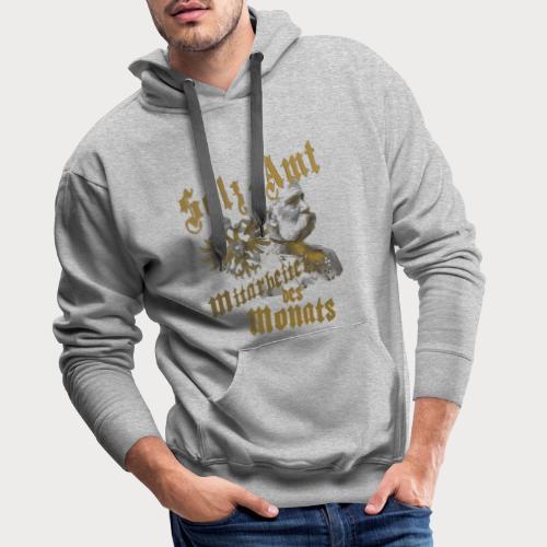 Salz Amt - Männer Premium Hoodie