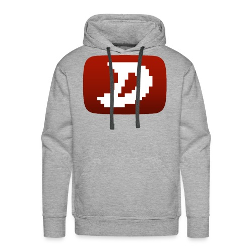Darien Logo Design - Men's Premium Hoodie