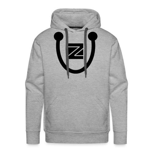 ZU logo - Men's Premium Hoodie