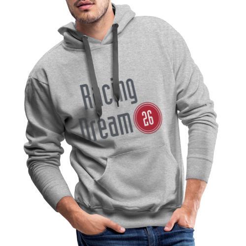 RD26 - Sweat-shirt à capuche Premium pour hommes