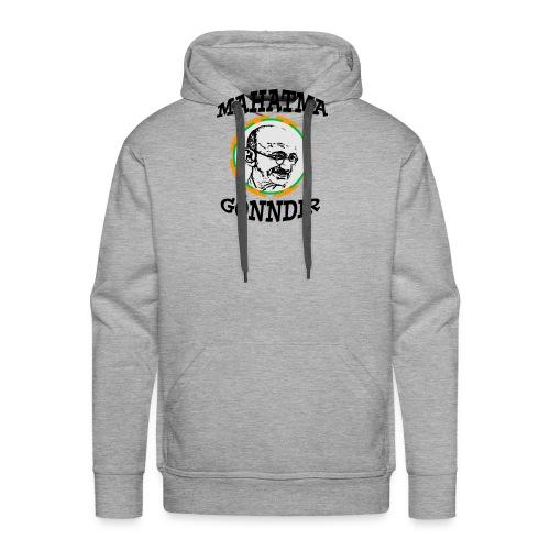 Mahatma Gönndir - Männer Premium Hoodie