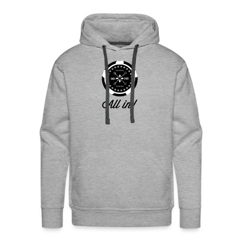 Poker-Collection - Männer Premium Hoodie