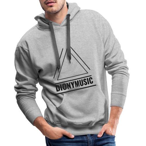 DIONYMUSIC Logo - Männer Premium Hoodie