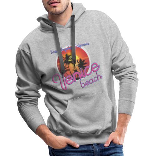 Venice - Mannen Premium hoodie