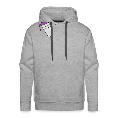 PurpleLean - Sweat-shirt à capuche Premium pour hommes