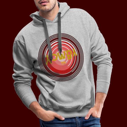 Ycercle - Sweat-shirt à capuche Premium pour hommes