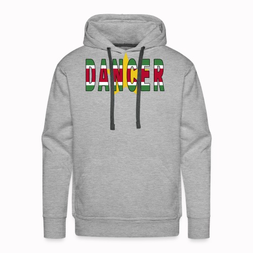 SURINAMESE DANCER - Men's Premium Hoodie
