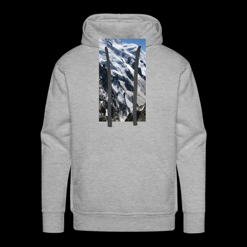 Mountain design - Men's Premium Hoodie