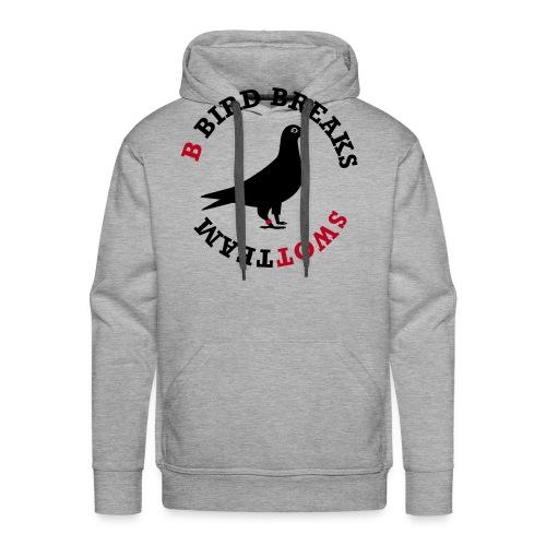bbird - Mannen Premium hoodie