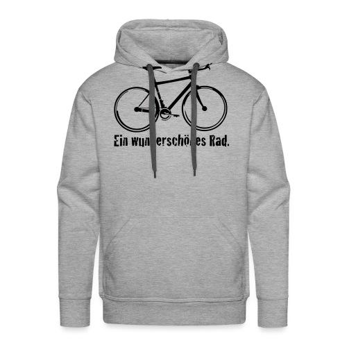 Mein Rad - Männer Premium Hoodie