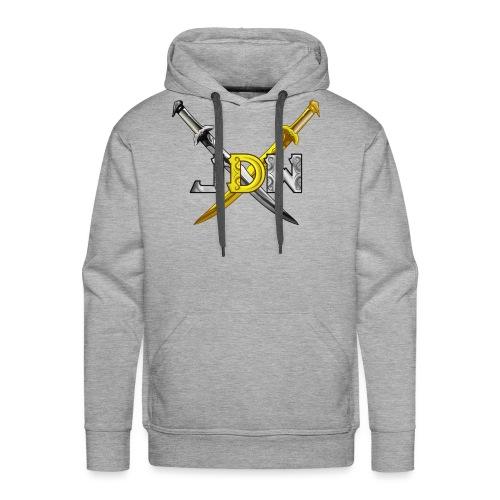 Jindeathwalk - Sweat-shirt à capuche Premium pour hommes
