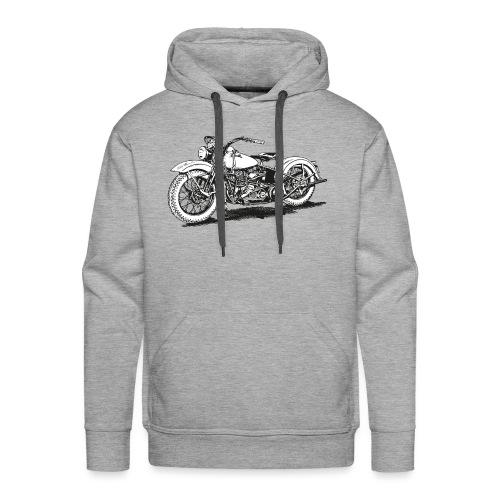 Flathead 1200 2kl - Mannen Premium hoodie