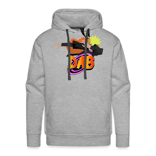 Dabbin on them H*** - Mannen Premium hoodie