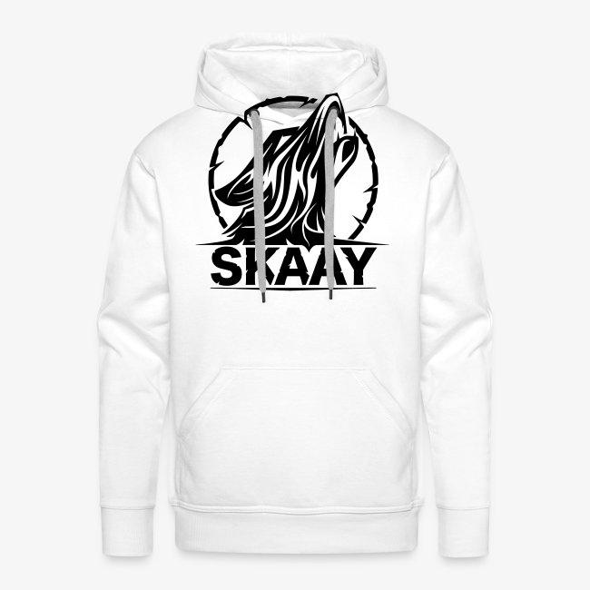 Skaay Logo Schwarz GeniyArts Vektor