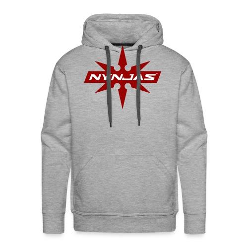 Logo_2000x1680 - Sweat-shirt à capuche Premium pour hommes