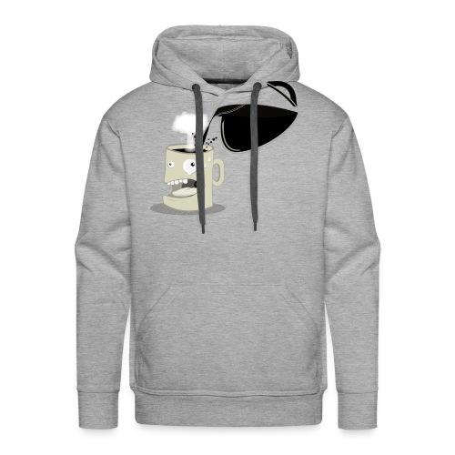 A mug's life - Sweat-shirt à capuche Premium pour hommes