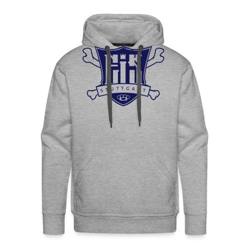 eis logoschlagring 01b - Männer Premium Hoodie
