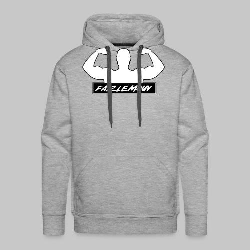 Faizlemouv - Mannen Premium hoodie