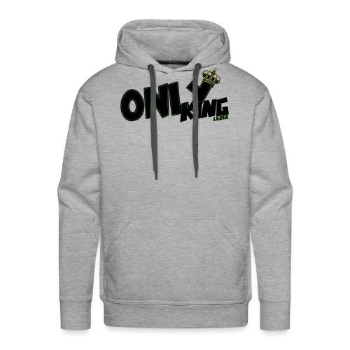OnlyKing Lazer - Sweat-shirt à capuche Premium pour hommes