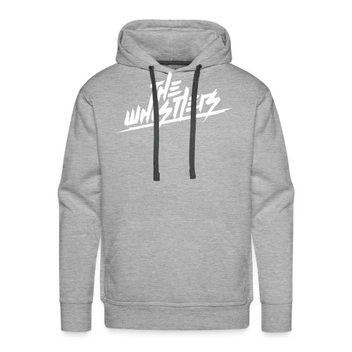 The Whistlers Negro - Men's Premium Hoodie