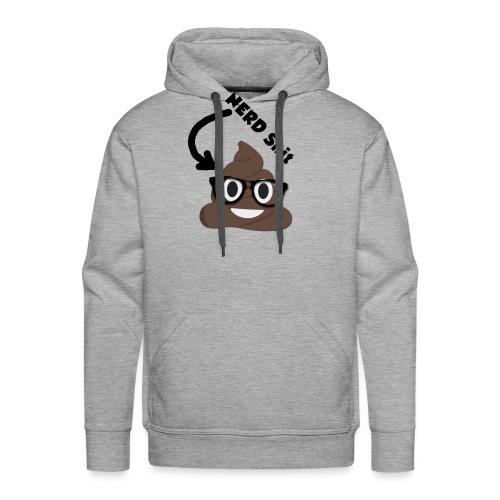 NERD Shit - Männer Premium Hoodie