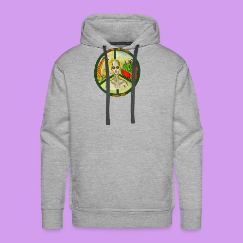 Katt Willow - Men's Premium Hoodie