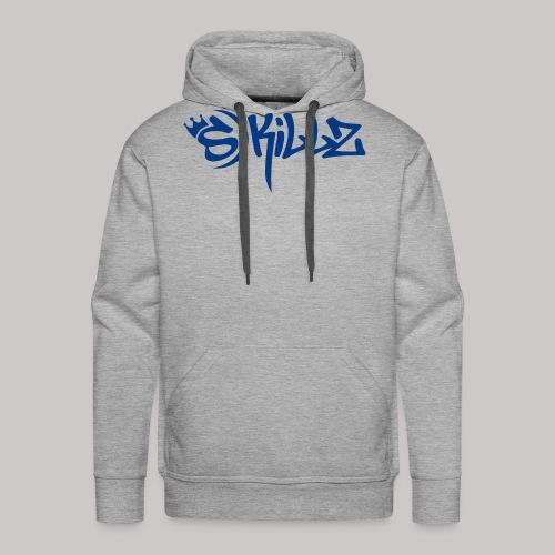 S Killz blau - Männer Premium Hoodie