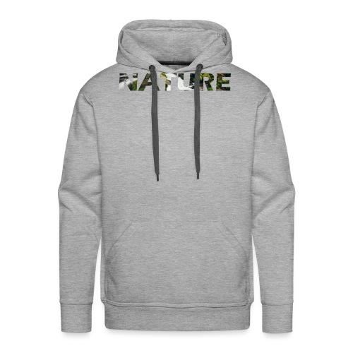 Nature - Mannen Premium hoodie