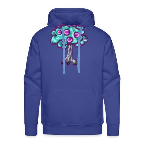 Neon Tree - Men's Premium Hoodie